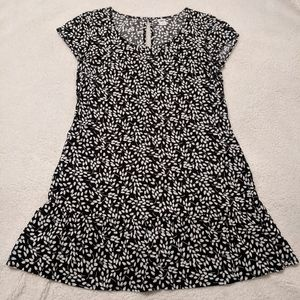 Sweet floral tunic NWOT